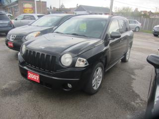 Used 2007 Jeep Compass Sport for sale in Hamilton, ON