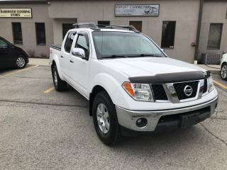 Used 2007 Nissan Frontier NISMO 4WD Crew Cab SWB Auto,SUNROOF,NO ACCIDENTS for sale in Burlington, ON