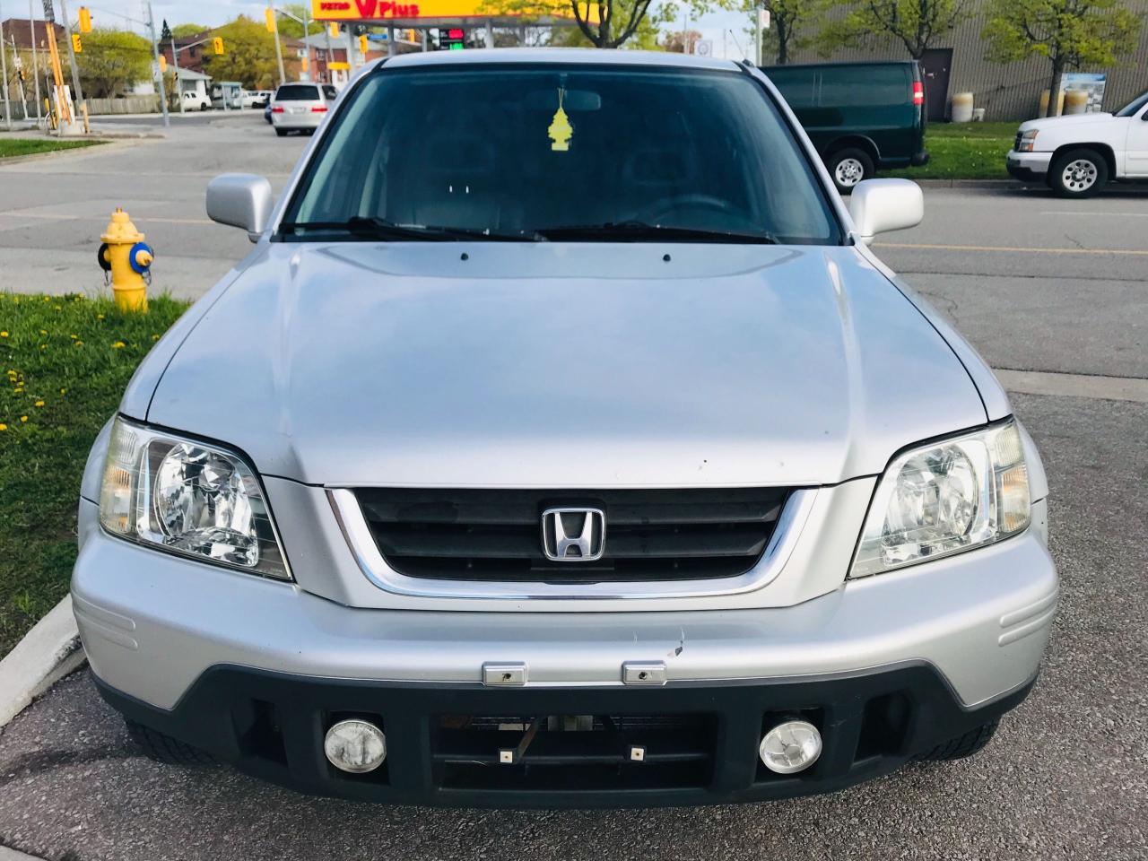 2000 Honda CR-V AWD