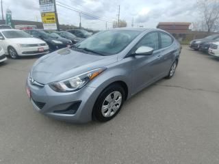 Used 2015 Hyundai Elantra L for sale in Oakville, ON