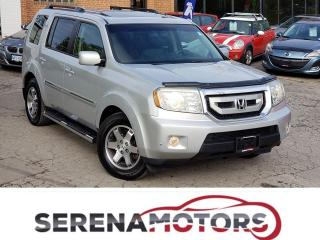 Used 2009 Honda Pilot TOURING | FULLY LOADED | 8 PASS. | NO ACCIDENTS for sale in Mississauga, ON
