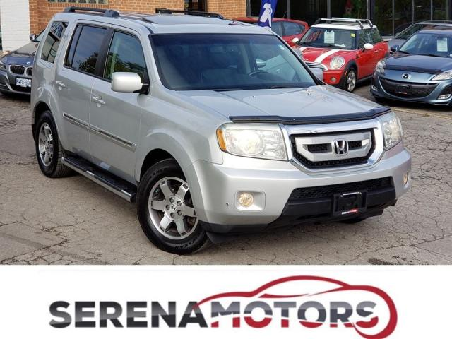 2009 Honda Pilot TOURING | FULLY LOADED | 8 PASS. | NO ACCIDENTS