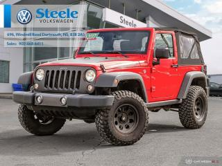 Used 2017 Jeep Wrangler Big Bear for sale in Dartmouth, NS