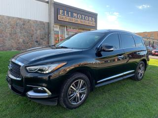 Used 2016 Infiniti QX60 AWD. NAVIGATION. 360CAM. SUNROOF.BLUETOOTH. for sale in North York, ON