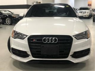 Used 2016 Audi S3 2.0T Technik  S-TRONIC    INCOMING SOON for sale in Vaughan, ON