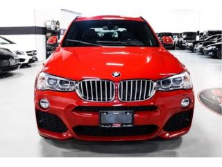 Used 2017 BMW X3 xDrive28i  M-SPORT    NAVIGATION for sale in Vaughan, ON