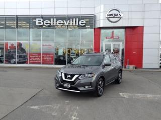 Used 2019 Nissan Rogue SV AWD TECH PACKAGE for sale in Belleville, ON