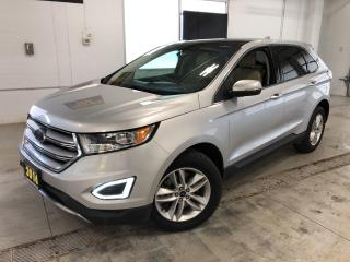 Used 2016 Ford Edge SEL MOON ROOF NAVIGATION LEATHER 130,909 KMS for sale in Cambridge, ON