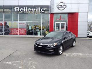 Used 2016 Kia Optima LX PLUS 1 OWNER LOCAL TRADE. for sale in Belleville, ON