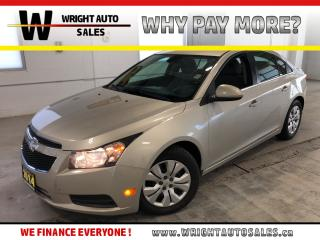 Used 2014 Chevrolet Cruze 1LT|LOW MILEAGE|BACKUP CAMERA|63,244 KMS for sale in Cambridge, ON