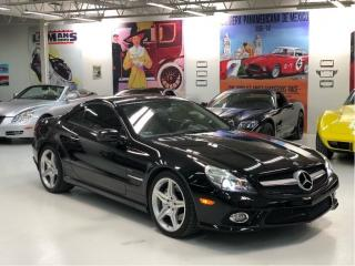 Used 2011 Mercedes-Benz SL-Class SL550 AMG Sport Pkg Harman Kardon Pano Roof for sale in Paris, ON