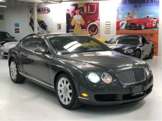 Used 2005 Bentley Continental GT for sale in Paris, ON