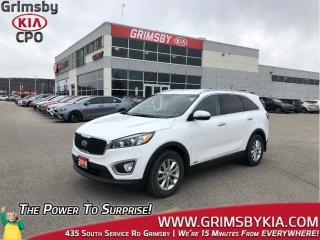 Used 2016 Kia Sorento 2.4L LX| AWD| Heat Seat| Bluetooth for sale in Grimsby, ON