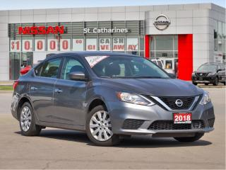 Used 2018 Nissan Sentra SV SUPER VALUE! for sale in St. Catharines, ON