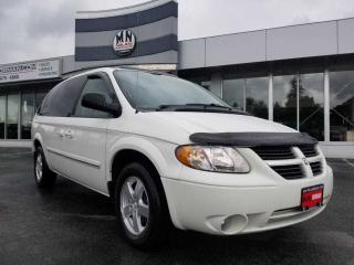 Used 2007 Dodge Grand Caravan SXT LEATHER DVD ONLY 164KM for sale in Langley, BC
