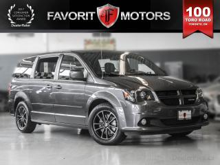 Used 2017 Dodge Grand Caravan LEATHER   STOW N' GO   BLUETOOTH   ALLOY for sale in North York, ON