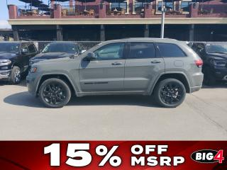 New 2019 Jeep Grand Cherokee LAREDO 4x4 for sale in Calgary, AB