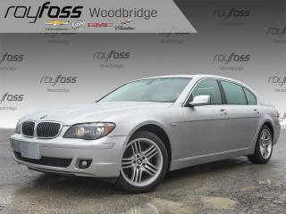 Used 2006 BMW 5 Series LWB MASSAGE SEATS, SUNROOF, SUNSHADES for sale in Woodbridge, ON