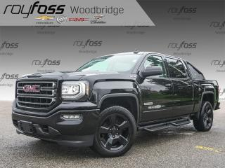 Used 2017 GMC Sierra 1500 SLE ELEVATION, NAV, HEATED SEATS for sale in Woodbridge, ON