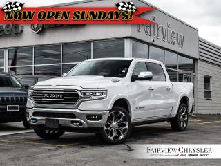 New 2019 RAM 1500 LARAMIE LONGHORN for sale in Burlington, ON