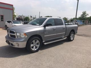 New 2019 RAM 1500 Classic SLT | Buckets | 8.4 Screen | Remote Start for sale in Mitchell, ON