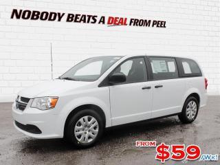 New 2019 Dodge Grand Caravan CVP/SXT for sale in Mississauga, ON