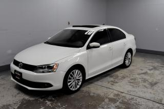 Used 2011 Volkswagen Jetta Sedan Sportline for sale in Kitchener, ON