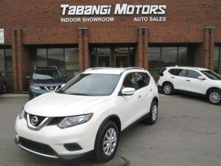 Used 2015 Nissan Rogue NO ACCIDENTS | REAR CAM | KEYLESS | CRUISE | B\T for sale in Mississauga, ON