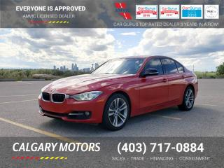 Used 2013 BMW 3 Series 4dr Sdn 328i xDrive AWD for sale in Calgary, AB