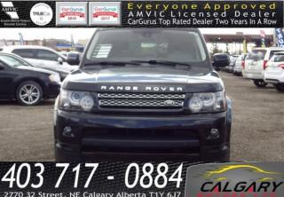 Used 2012 Land Rover Range Rover Sport 4WD 4DR HSE for sale in Calgary, AB