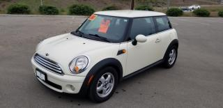 Used 2010 MINI Cooper Hardtop 2dr Cpe for sale in West Kelowna, BC