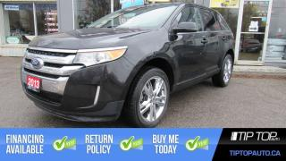 Used 2013 Ford Edge Limited ** Nav, Backup Camera, Bluetooth, Leather for sale in Bowmanville, ON