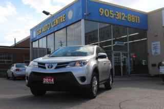 Used 2014 Toyota RAV4 LE FWD for sale in Hamilton, ON