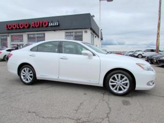 Used 2012 Lexus ES 350 TOURING NAVIGATION CAMERA CERTIFIED 2YR WARRANTY for sale in Milton, ON