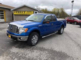 Used 2011 Ford F-150 XLT XTR 4x4 SuperCab for sale in Smiths Falls, ON