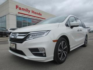 Used 2018 Honda Odyssey Touring, FULLY LOADED! for sale in Brampton, ON