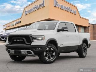 New 2019 RAM 1500 Rebel  - Remote Start - $343.08 B/W for sale in Brantford, ON