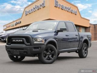 New 2019 RAM 1500 Classic Warlock  - Sunroof - Heated Sets  - $293.77 B/W for sale in Brantford, ON