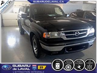 Used 2010 Mazda B-Series B4000 4WD SE ** Seulement 130 000 KM ** for sale in Laval, QC