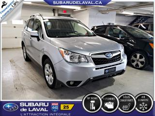 Used 2014 Subaru Forester 2.5i Commodité Awd ** Caméra de recul ** for sale in Laval, QC