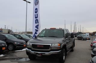 Used 2006 GMC Sierra 2500 HD SLT | Super RARE Diesel!!! for sale in Whitby, ON