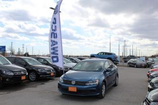 Used 2015 Volkswagen Jetta 2.0L Trendline+ | Rearview Cam & Bluetooth! for sale in Whitby, ON