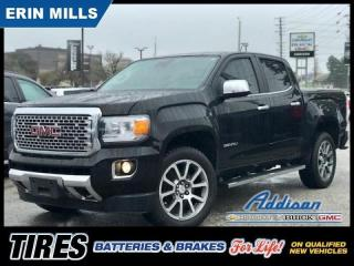Used 2018 GMC Canyon Denali Navi|Vented Seats|Bose|LOW KM| for sale in Mississauga, ON