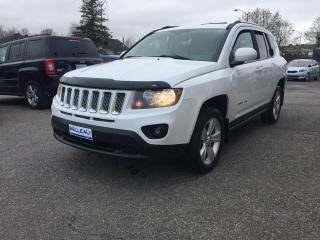 Used 2014 Jeep Compass NorthEdition*Int.CUIR for sale in Québec, QC