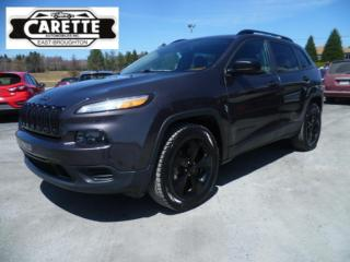 Used 2016 Jeep Cherokee Altitude Sport 4x4 for sale in East broughton, QC