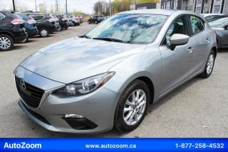 Used 2015 Mazda MAZDA3 GS Sport **CAMERA** FINANCEMENT FACILE !! for sale in Laval, QC