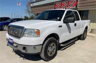Used 2007 Ford F-150 XLT for sale in Brunkild, MB