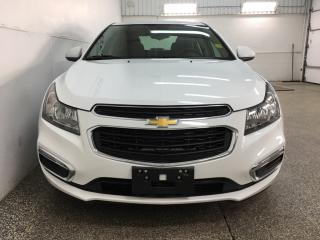 Used 2015 Chevrolet Cruze 1LT - AUTO! A/C! PWR GROUP! CRUISE! BLUETOOTH! for sale in Belleville, ON