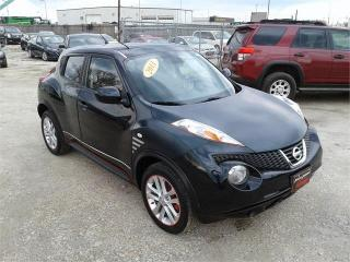 Used 2011 Nissan Juke SV for sale in Oak Bluff, MB