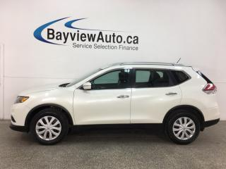 Used 2015 Nissan Rogue S - AUTO! PWR GROUP! BLUETOOTH! for sale in Belleville, ON